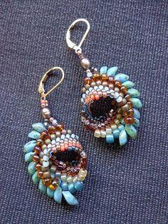 Jana - Earrings | by AnnetteMackrel