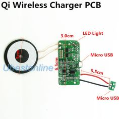 Qi Wireless Charger PCB