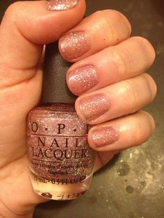 12 Days of Favorite Nail Colors from Jamie and Katie: OPI Teenage Dream
