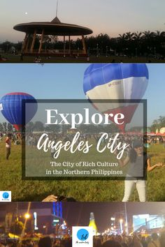 Explore Angeles City : Sisig Festival, Sinukwan Kapampangan and Travel Pictures, Travel Photos, Angeles City Philippines, Philippines Culture, Grilled Pork, Cheap Travel, Air Balloon, Travel Around The World, Travel Inspiration