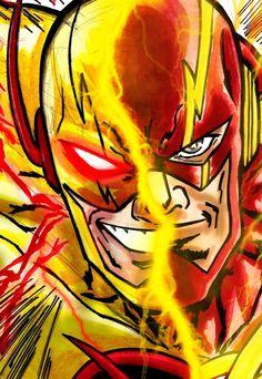 The Reverse/Flash by nic011.deviantart.com on @DeviantArt