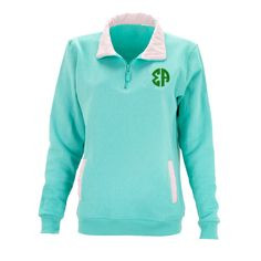 Sigma Alpha Monogrammed Fashion Pullover from GreekGear.com