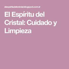 El Espíritu del Cristal: Cuidado y Limpieza Wicca, Reiki, Healing, Om, Crystals, Medicine, Life Coaching, Chain, Instruments
