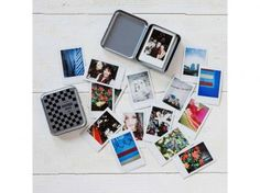 Caixa para Fotos Xadrez - Fujifilm com as melhores condições você encontra no…