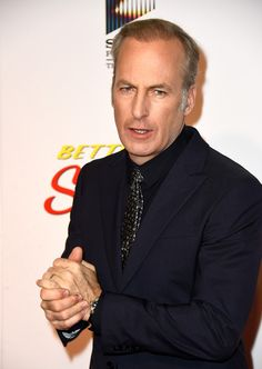 """bob odenkirk better call saul   Bob Odenkirk arrives at the Series Premiere Of AMC's """"Better Call Saul ..."""