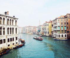 Luxury, Wealth, Glamour... Venice