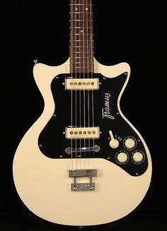 framus - hollywood double cut