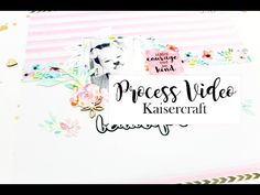 Neat and Crafty: Beautiful Layout | Kaisercraft DT