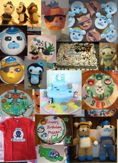 Octonauts party. ideas for Alejandro
