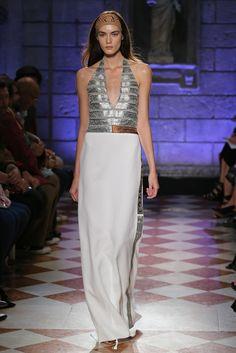 Genny RTW Spring 2013 - Runway, Fashion Week, Reviews and Slideshows - WWD.com