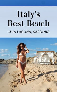 The best beach in Italy - Chia Laguna, Sardinia! / Clutch & Carry-onhttps://eglobalshops.com/