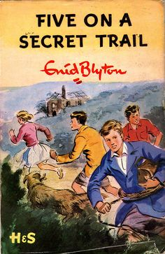 My favourite childhood book series and probably the best book series to ever exist. Loved these books when I was around 5 :) and they're still very enjoyable to read today!