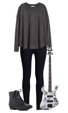 """Rainy Day"" by lt-forand on Polyvore featuring Rodarte and H&M"