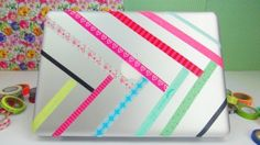 10 Washi Tape Back to School DIYS - How To Build It
