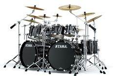 Tama Starclassic Performer B/B Drums: Black Clouds and Silver Linings