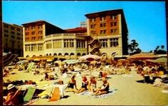 Club Del Mar,Santa Monica,California.