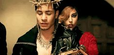"Norman Reedus in video ""Judas"" Lady Gaga Judas Lady Gaga, Norman Reedus, Nature"