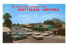 The Top 10 Things to Do When Visiting Scottsdale or Phoenix ... but I'll probably want to stay there.