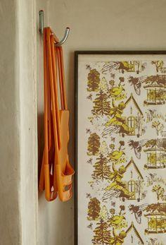 Hjemme hos: Bernis farverige og fleksible familiehjem i London