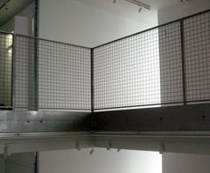 Résultats de recherche d'images pour «bronze stainless steel cable mesh railing»