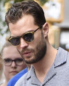 Jamie Dornan in NY - 6th Aug 2016