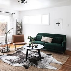 If you thought that velvet sofas are a thing of the past or that it would look terrible in your living room, you should think twice. A velvet sofa can be quite an exciting endeavor, which will greatly improve the… Continue Reading → Living Room Green, Living Room Modern, Rugs In Living Room, Living Room Decor, Green Velvet Sofa, Green Sofa, Online Home Decor Stores, Online Shopping, Room Rugs