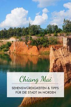 In diesem Beitrag findest du alle wichtigen Things to do für die City Chiang Mai im Norden von Thailand. Egal ob Temple, Waterfall, Market, Cafe, Grand Canyon, Hotels oder der Doi Suthep. Mehr Inspiration und Tipps findest du im Beitrag.