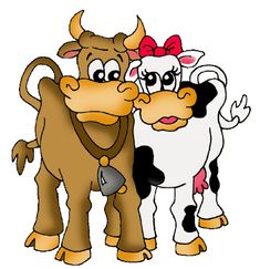 68a9324188f1137c10b1db58a8a7c890.jpg Cow couple Love