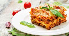 Sausage, cheese, and basil lasagna recipe for Columbus Day - Pasta - American Classic Lasagna Recipe, Best Lasagna Recipe, Lasagna Recipes, No Boil Lasagna, Baked Lasagna, Sauce Bolognaise, Slow Cooker Lasagna, Sweet Italian Sausage, Restaurant Dishes