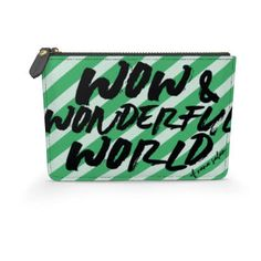 Wow & Wonderful World of Rana Salam pouch Wonders Of The World, Pouch, Shop, Stuff To Buy, Bags, Handbags, Sachets, Porch, Belly Pouch