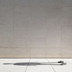 Im Not There: A Photographer Captures his own Shadow