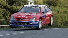 2005 - Driver: Sebastien Loeb - Rally: Tour de Corse - Car: Citroen
