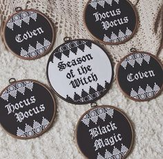 Sandy's Coven of Stitches
