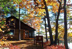 Alexandria Bay-Fall Cabin