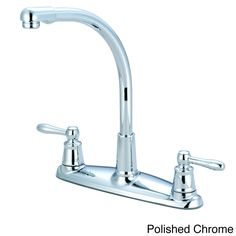 Pioneer Legacy 2LG230 Double Handle Kitchen Faucet   Overstock™ Shopping    Great Deals On