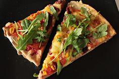 Dietetyczna domowa pizza. Fit pizza. – pokoleniefit blog
