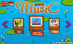 Marbel Music For Kids  Android App - playslack.com , ** Description **Hi, Marbel Music has come to help kids learning music instruments and its sounds. A lot of features are provided, such as: Learning piano's tone, playing piano with funny animal's voice, and also frog orchestra! Throughout this application, kids are able to learn music in a fun way.** Main Features **- Learning tone and its vocal (solfeggio)- Learning music instruments- Learning sound of music instruments- Learning piano…