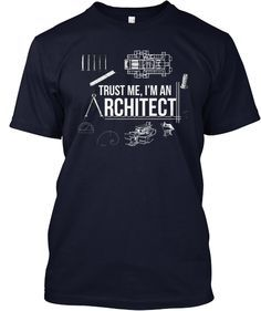 Pre-order! Trust Me, I'm An Architect