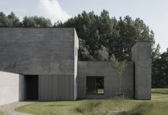 Private residence in Puurs, Belgium, by Vincent Van Duysen.