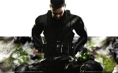 splinter cell fan art | sam fisher splinter cell by deathsshadow642 fan art wallpaper games ...