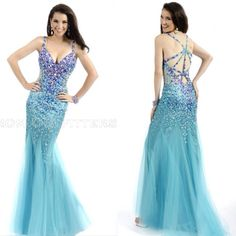 Prom Dress by Party Time