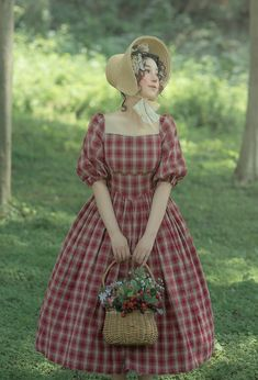 Pretty Outfits, Pretty Dresses, Cute Outfits, Victorian Fashion, Vintage Fashion, Vintage Dresses, Vintage Outfits, Casual Dresses, Fashion Dresses