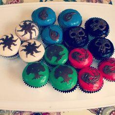 Magic the Gathering Cupcakes!