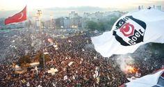 ÇArşı Gezi direnişinde