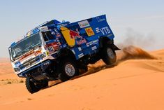 MUNDO QUATRO RODAS: DAKAR 2020   STEP 7, TRUCKS: KAMAZ # 511 WINS AND ... Road Race Car, Off Road Racing, 4x4 Off Road, Pajero Off Road, Trophy Truck, Roll Cage, Rally Car, Trucks, Wheels