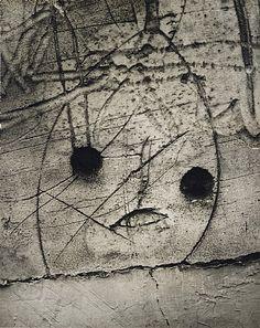Brassaï, Graffiti