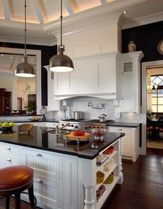 Provincial kitchen ideas