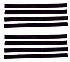 Replacement #VPI #Strips (Qty. 8) Velvet/Felt #3M Adhesive #Okki #Nokki