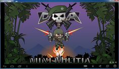 Mini Militia Mod   Developed by Appsomniacs, Mini Militia Game  is a shooter game which is in 2-D domain. The game is a second instalment ...