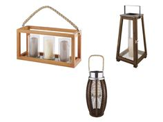 Image result for metal lanterns Backyard Lighting, Lanterns, Sconces, Wall Lights, Home Decor, Image, Candle Holders, Hang In There, Crafting